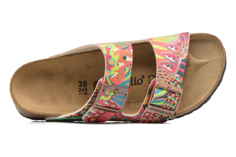 Clogs & Pantoletten Papillio ARIZONA Birko-Flor mehrfarbig ansicht von links