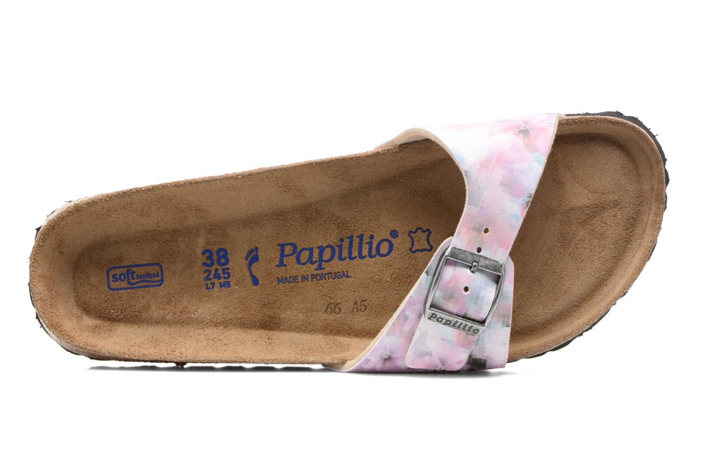 Clogs & Pantoletten Papillio Madrid rosa ansicht von links