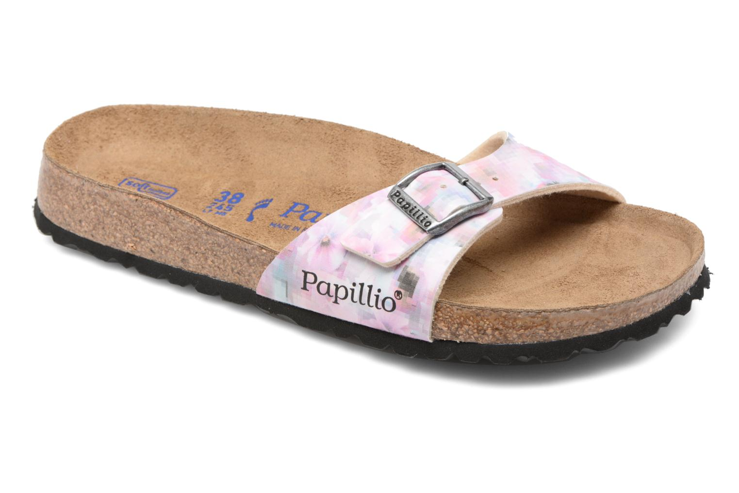 Mules & clogs Papillio Madrid Pink detailed view/ Pair view