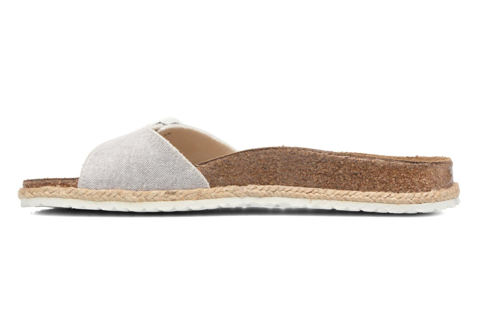 Mules & clogs Papillio Madrid Grey front view
