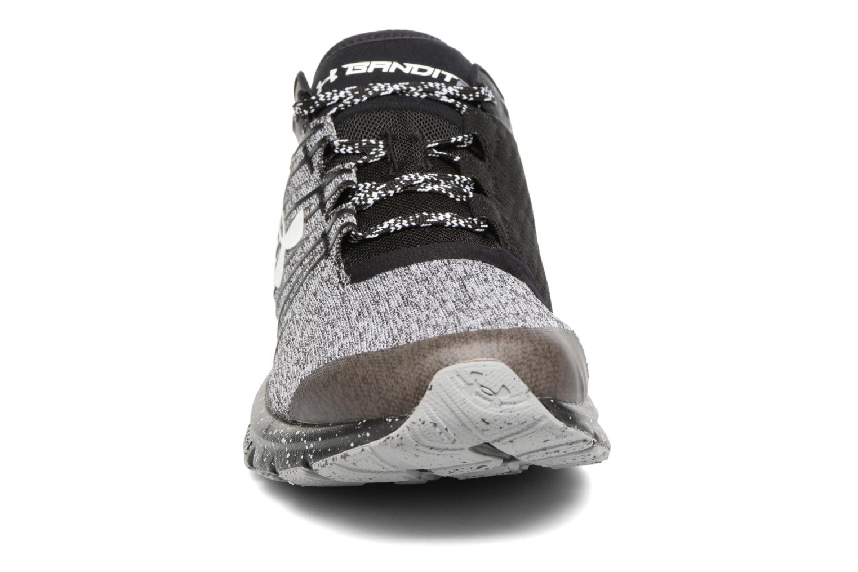 Chaussures de sport Under Armour Charged Bandit 2 Noir vue portées chaussures