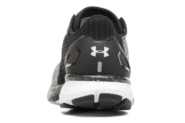 Chaussures de sport Under Armour Charged Bandit 2 Noir vue droite