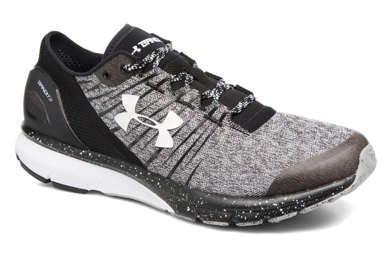 Chaussures de sport Under Armour Charged Bandit 2 Noir vue détail/paire