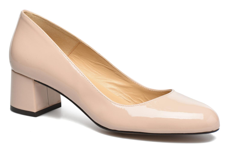 Zapatos de tacón Georgia Rose Slico Beige vista de detalle / par