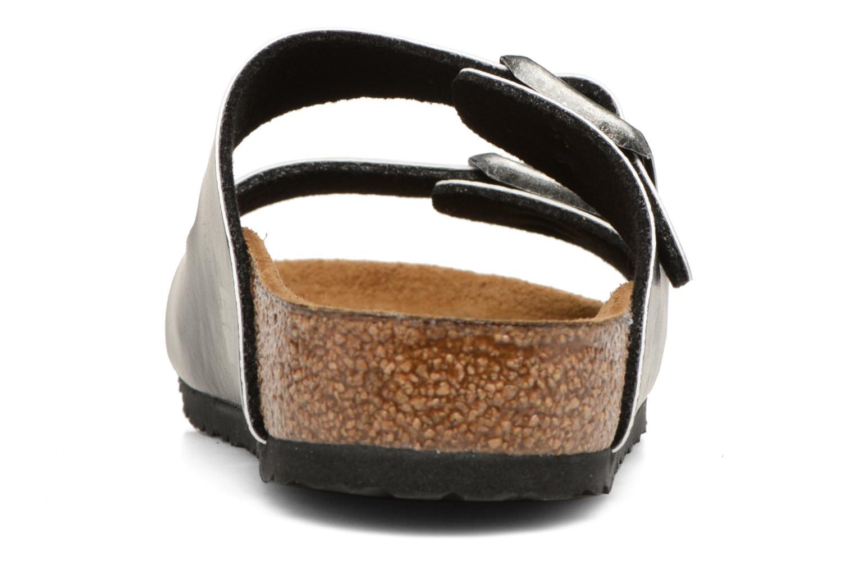Sandales et nu-pieds Birkenstock Arizona  Birko Flor Noir vue droite