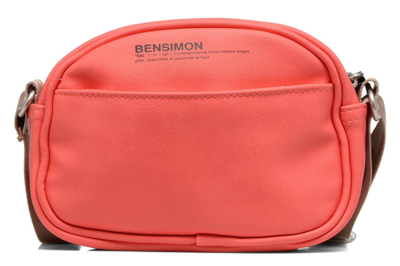 Borse Bensimon Fancy Fake leather Roung bag Rosa vedi dettaglio/paio