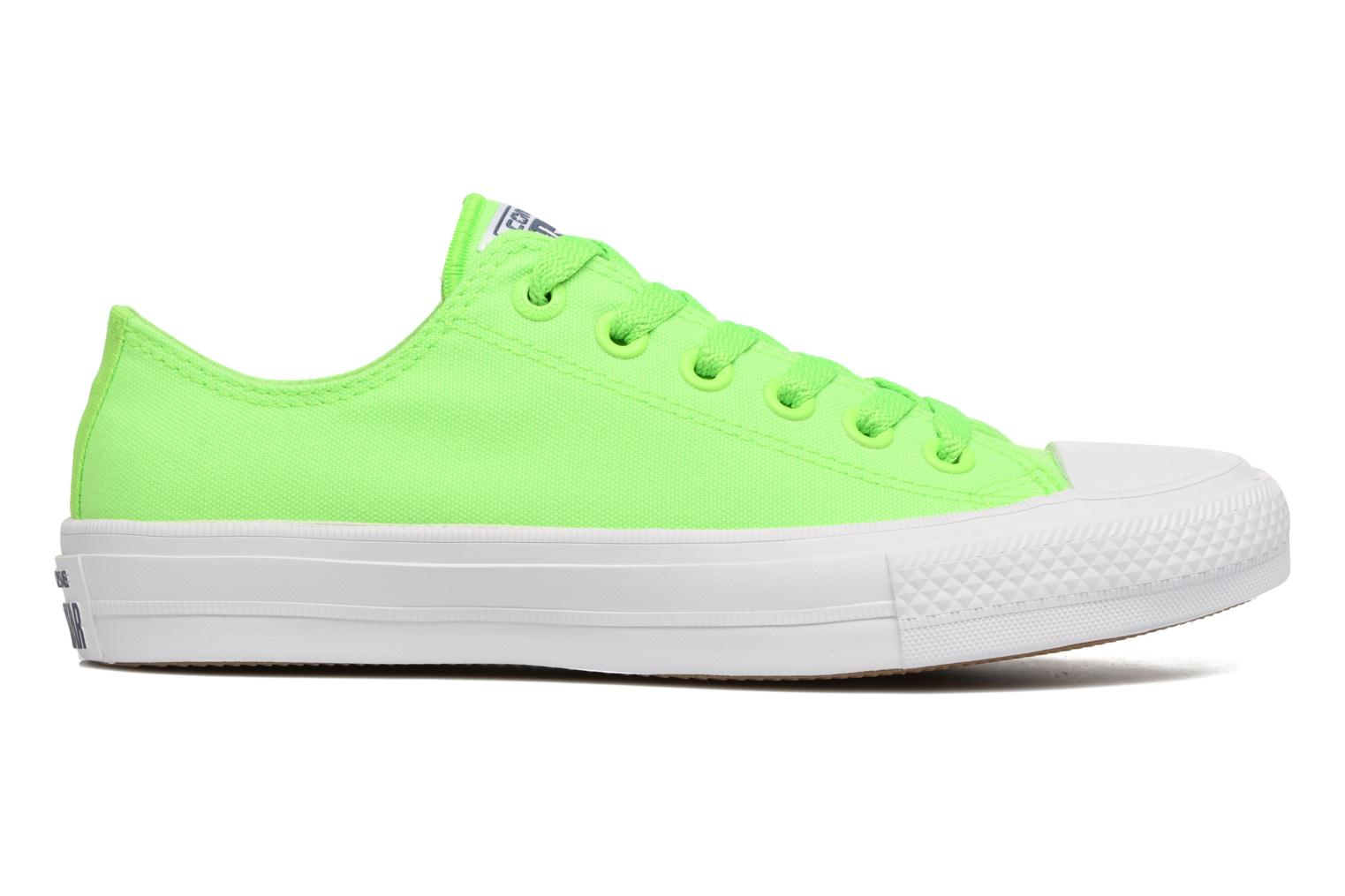 Sneakers Converse Chuck Taylor All Star II Ox Neon W Verde immagine posteriore