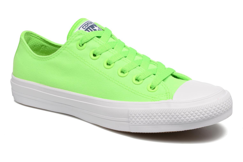 Grandes descuentos últimos zapatos Converse Chuck Taylor All Star II Ox Neon W (Verde) - Deportivas en Más cómodo