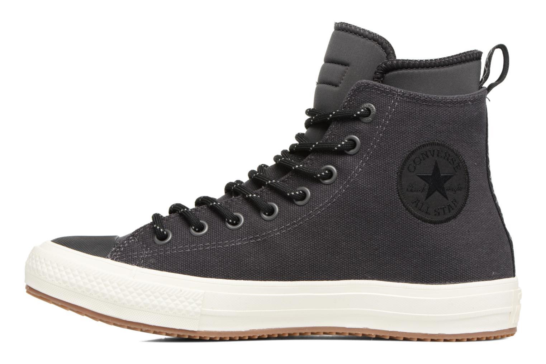 Sneaker Converse Chuck Taylor All Star II Hi Shield Canvas Boot M schwarz ansicht von vorne