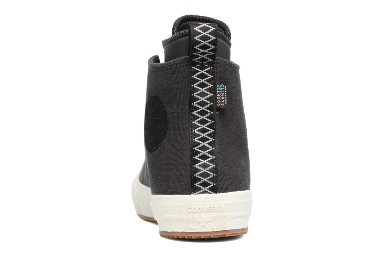 Sneaker Converse Chuck Taylor All Star II Hi Shield Canvas Boot M schwarz ansicht von rechts