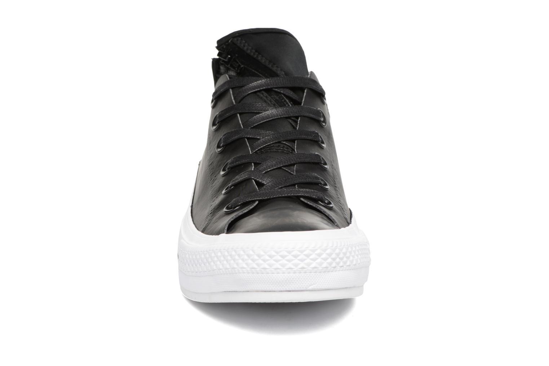Baskets Converse Ctas Ma-1 Se Ox M Noir vue portées chaussures