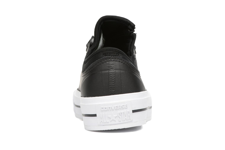 Baskets Converse Ctas Ma-1 Se Ox M Noir vue droite