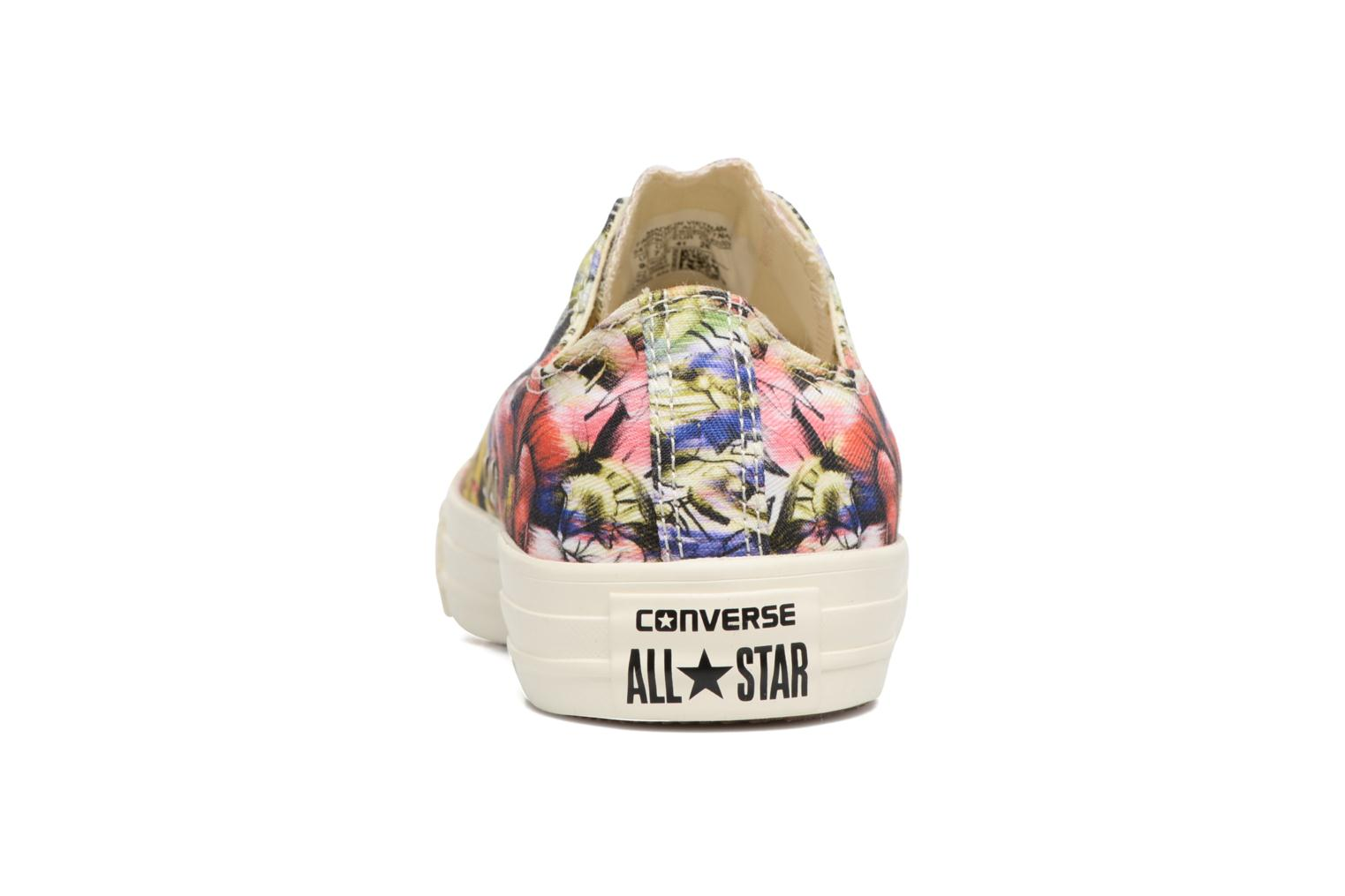 Baskets Converse Chuck Taylor All Star Ox Graphic W Multicolore vue droite