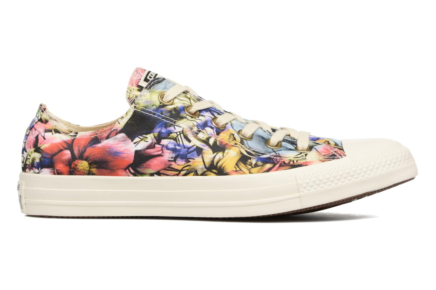 Baskets Converse Chuck Taylor All Star Ox Graphic W Multicolore vue derrière