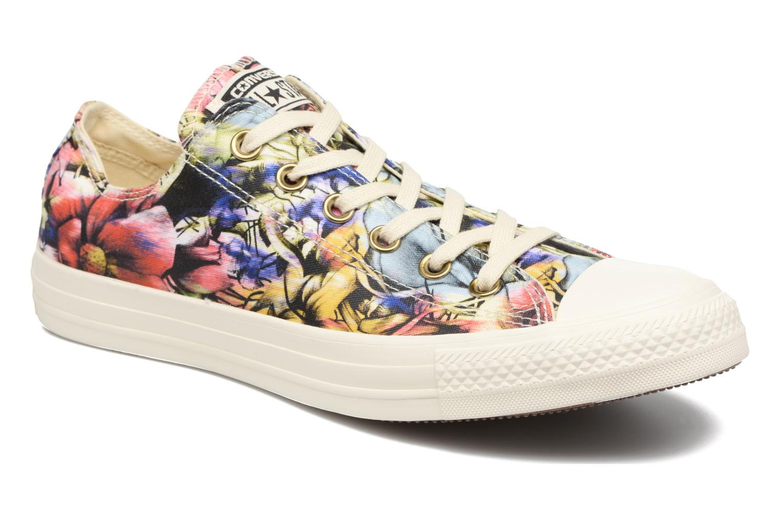 Baskets Converse Chuck Taylor All Star Ox Graphic W Multicolore vue détail/paire
