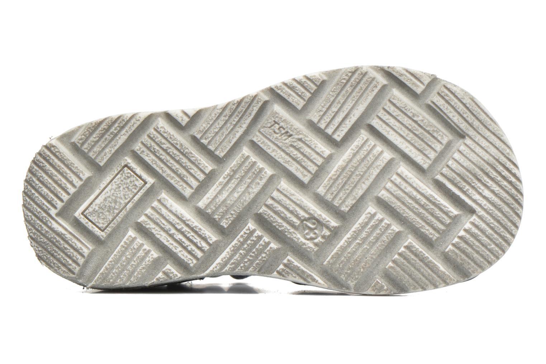 Sandali e scarpe aperte GBB Mathurin Azzurro immagine dall'alto