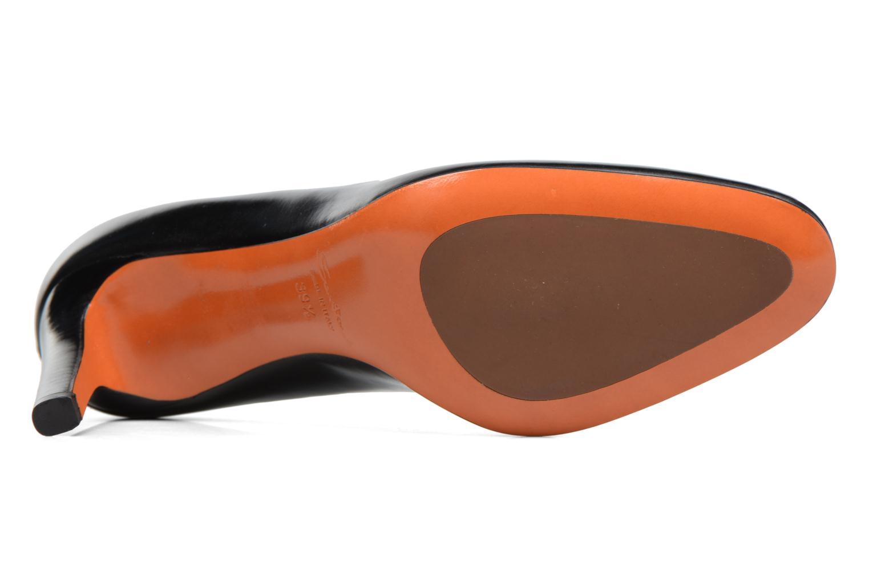 Escarpins Santoni Moss 53254 Noir vue 3/4