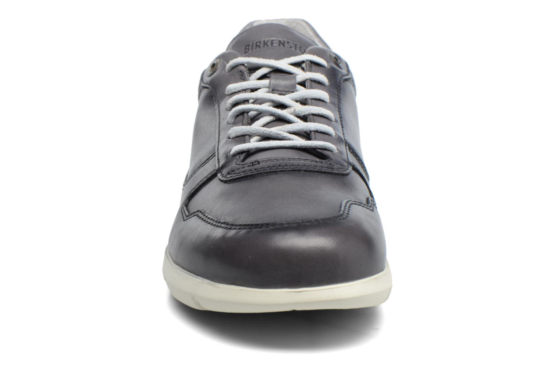 Baskets Birkenstock Cincinnati Gris vue portées chaussures
