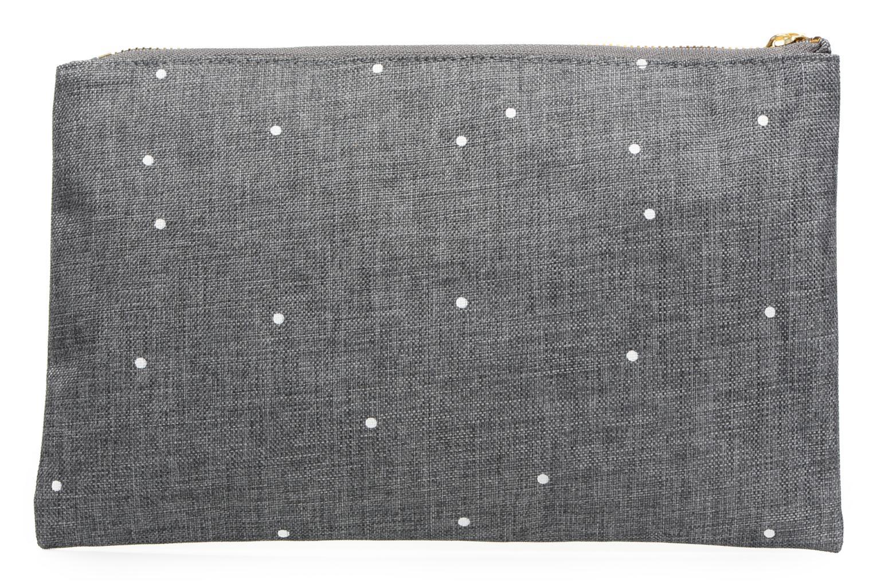 Petite Maroquinerie Herschel Network Medium Gris vue face