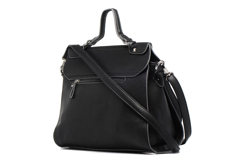 Handbags Tamaris Tiana Handbag Black view from the right