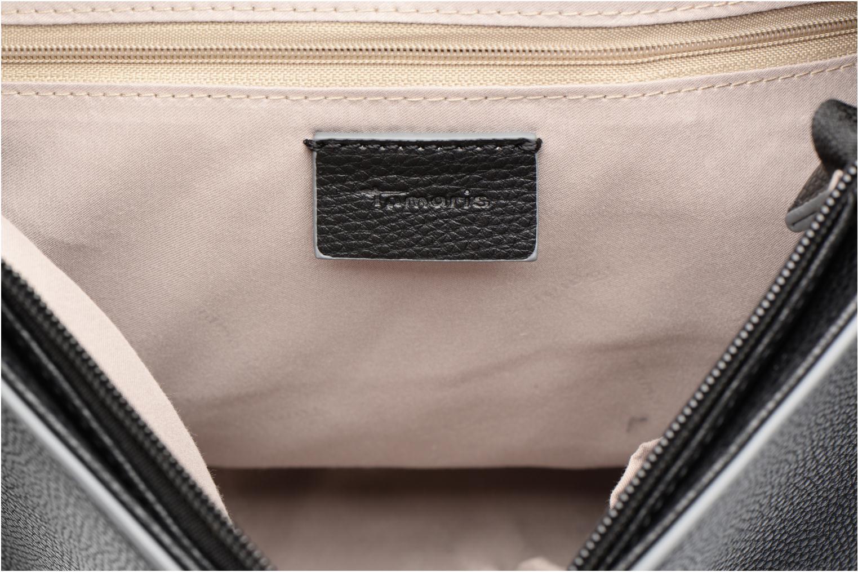 Handtaschen Tamaris Tiana Handbag schwarz ansicht von hinten