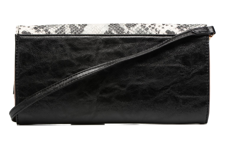 Gloria Clutch Bag Black Comb