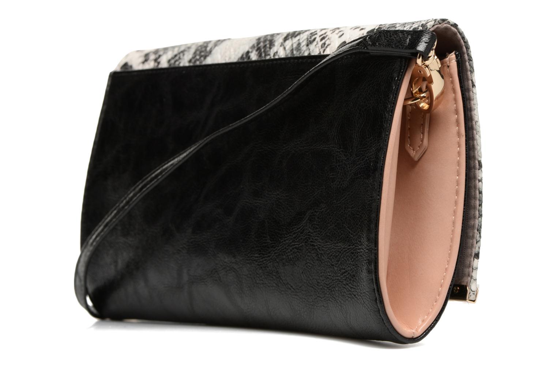 Sacs pochettes Tamaris Gloria Clutch Bag Noir vue droite