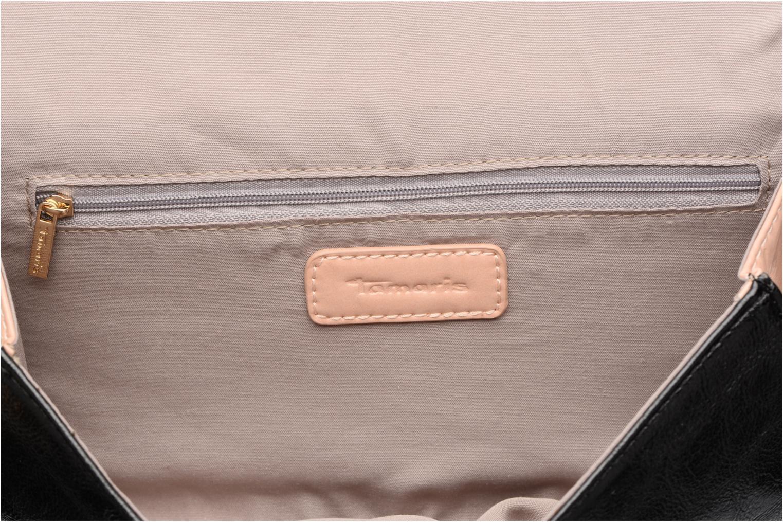 Sacs pochettes Tamaris Gloria Clutch Bag Noir vue derrière