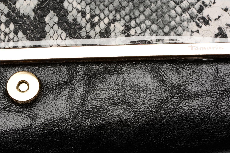 Sacs pochettes Tamaris Gloria Clutch Bag Noir vue gauche