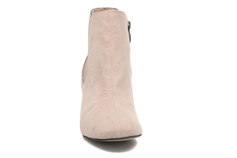 Bottines et boots Tamaris Judith Beige vue portées chaussures