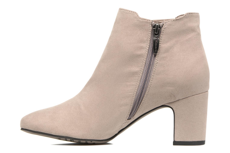 Bottines et boots Tamaris Judith Beige vue face