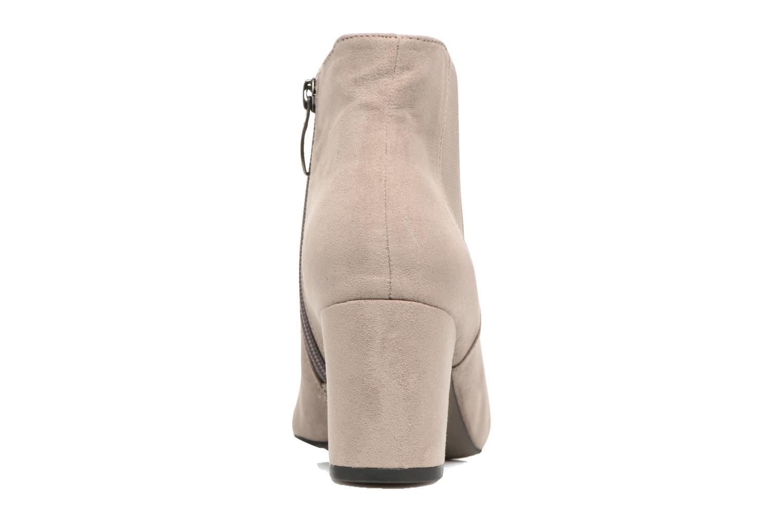 Bottines et boots Tamaris Judith Beige vue droite