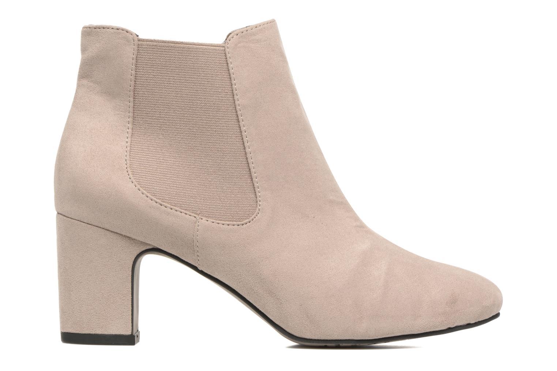 Bottines et boots Tamaris Judith Beige vue derrière