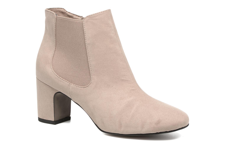 Bottines et boots Tamaris Judith Beige vue détail/paire
