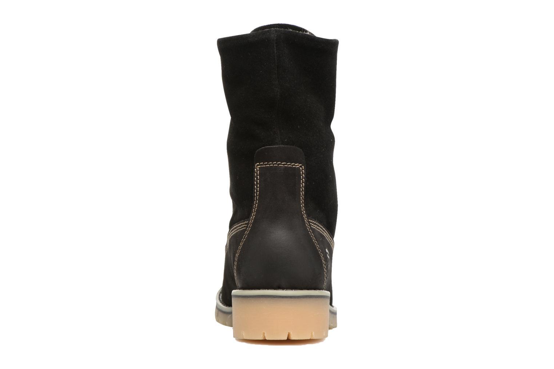 Bottines et boots Tamaris Carla Noir vue droite