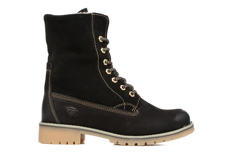 Bottines et boots Tamaris Carla Noir vue derrière