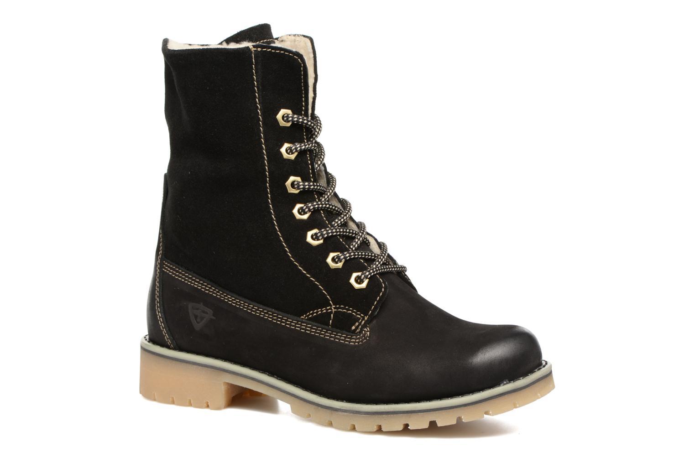 Bottines et boots Tamaris Carla Noir vue détail/paire