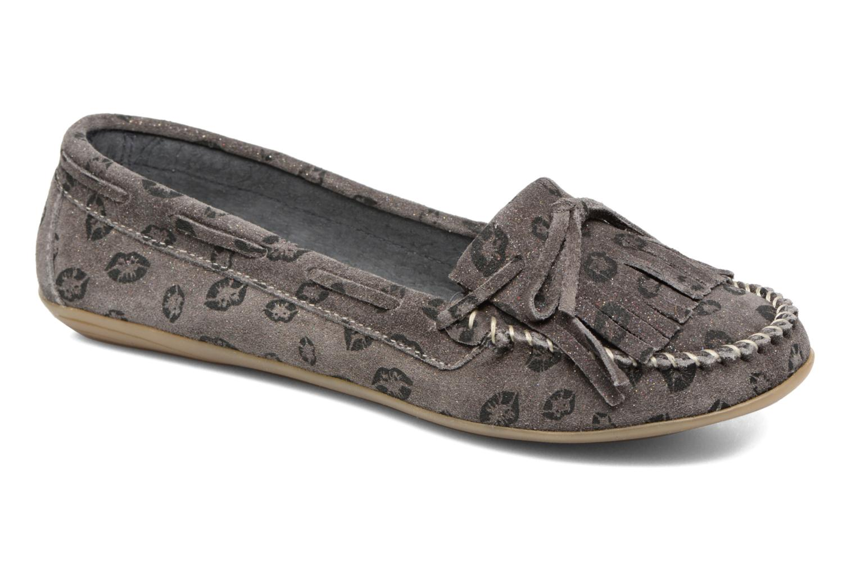 a6e81fa3 Grandes descuentos últimos zapatos Ippon Vintage Moc Kiss (Gris) -  Mocasines Descuento