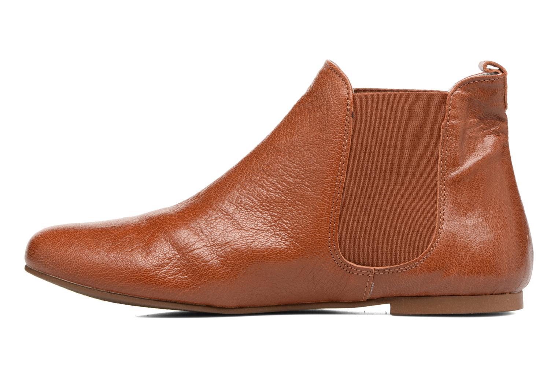Stiefeletten & Boots Ippon Vintage Sun Original braun ansicht von vorne