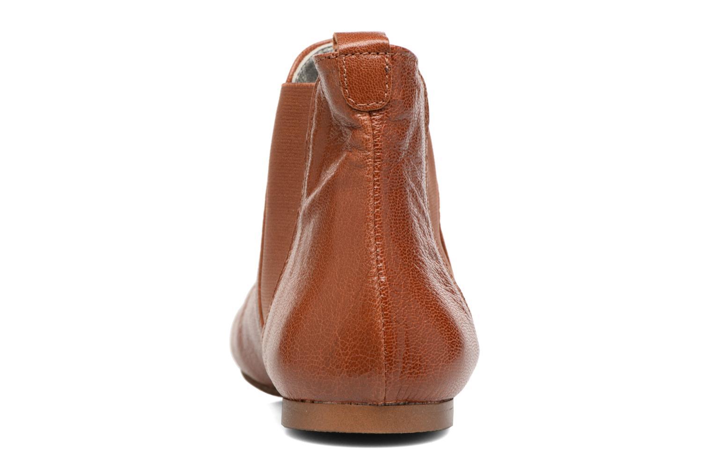 Stiefeletten & Boots Ippon Vintage Sun Original braun ansicht von rechts