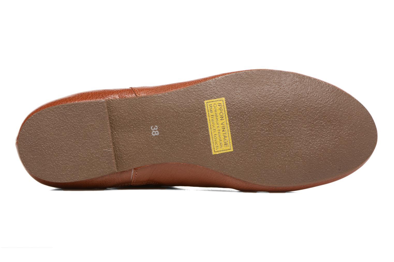 Stiefeletten & Boots Ippon Vintage Sun Original braun ansicht von oben