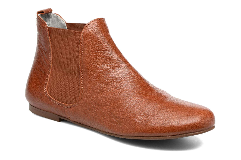 Stiefeletten & Boots Ippon Vintage Sun Original braun detaillierte ansicht/modell