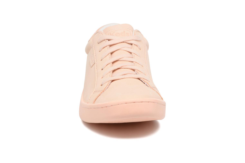 Baskets Keds Ace Mono Rose vue portées chaussures