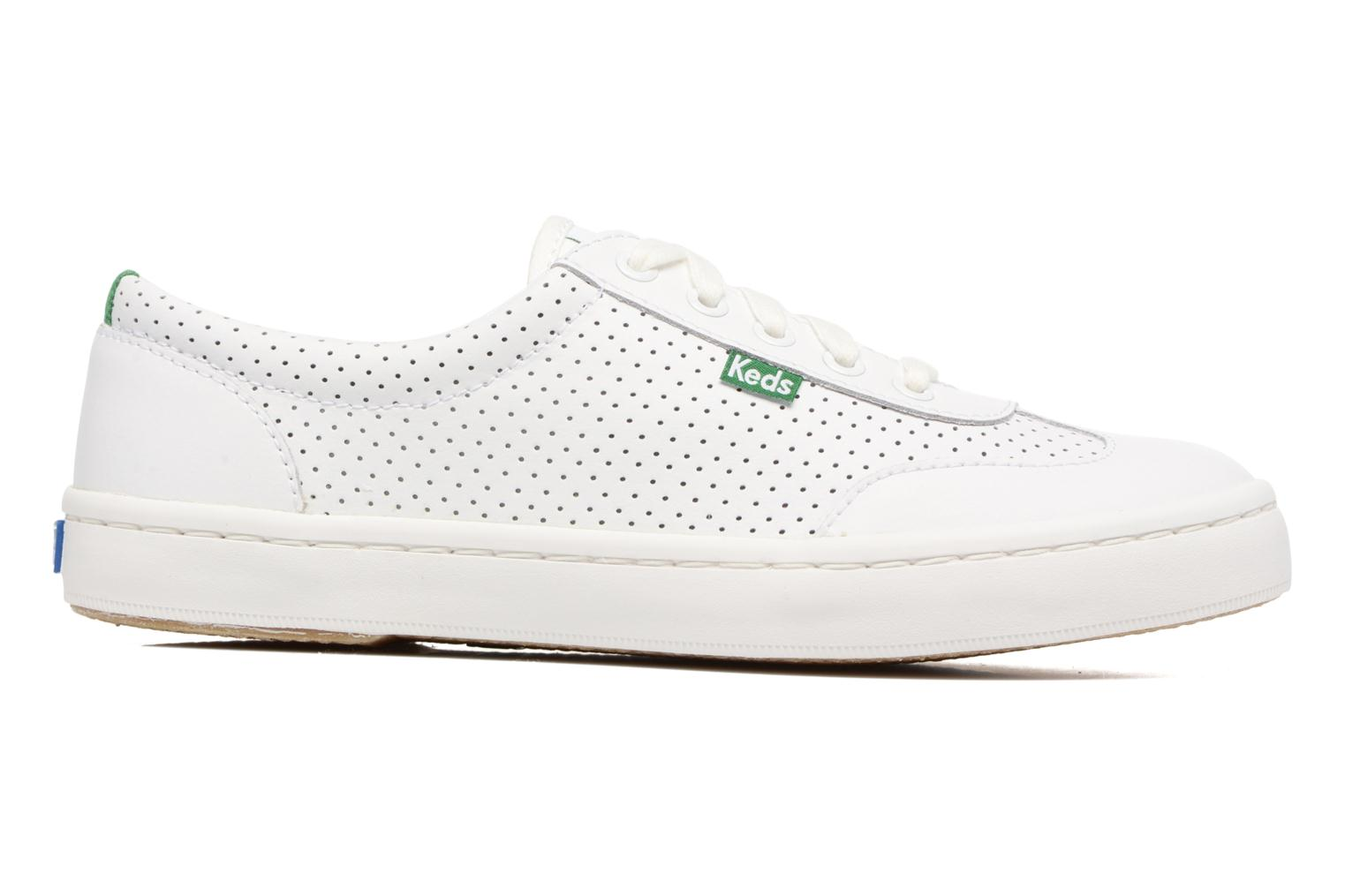 Sneakers Keds Tournament Perf Bianco immagine posteriore