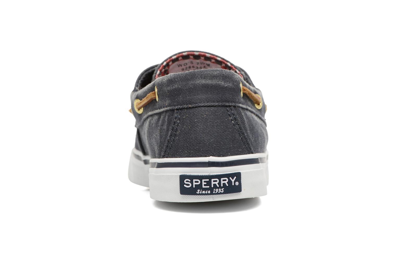 Chaussures à lacets Sperry Bahama CVS 926 Bleu vue droite