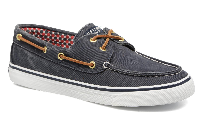 Chaussures à lacets Sperry Bahama CVS 926 Bleu vue détail/paire