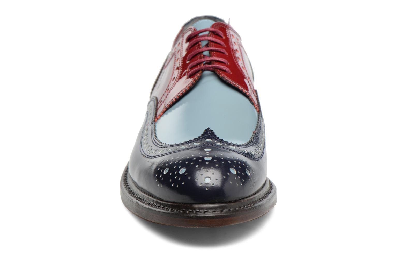 Chaussures à lacets Clergerie ROELN Multicolore vue portées chaussures