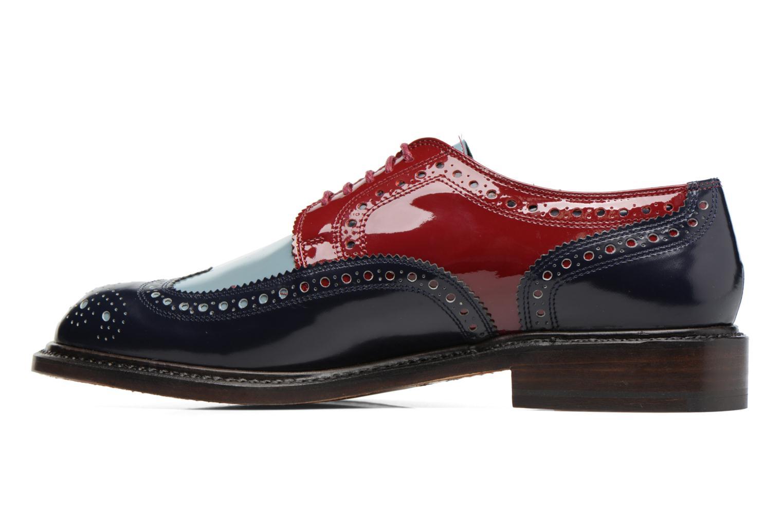Chaussures à lacets Clergerie ROELN Multicolore vue face
