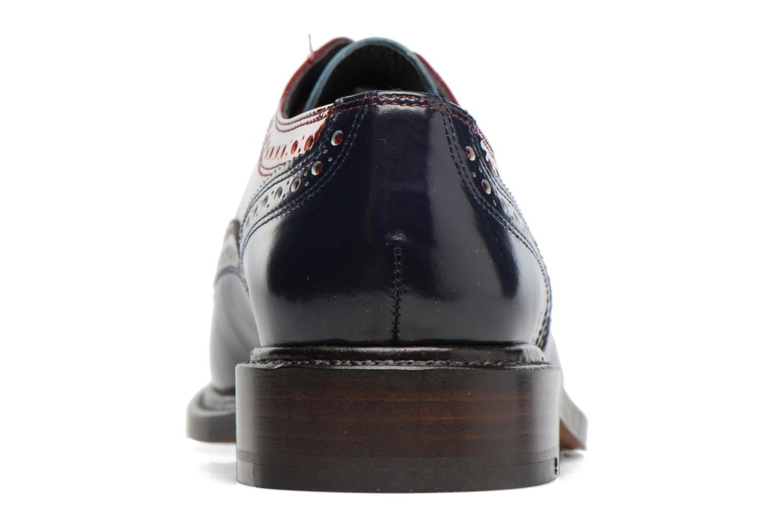 Chaussures à lacets Clergerie ROELN Multicolore vue droite