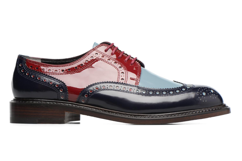 Chaussures à lacets Clergerie ROELN Multicolore vue derrière